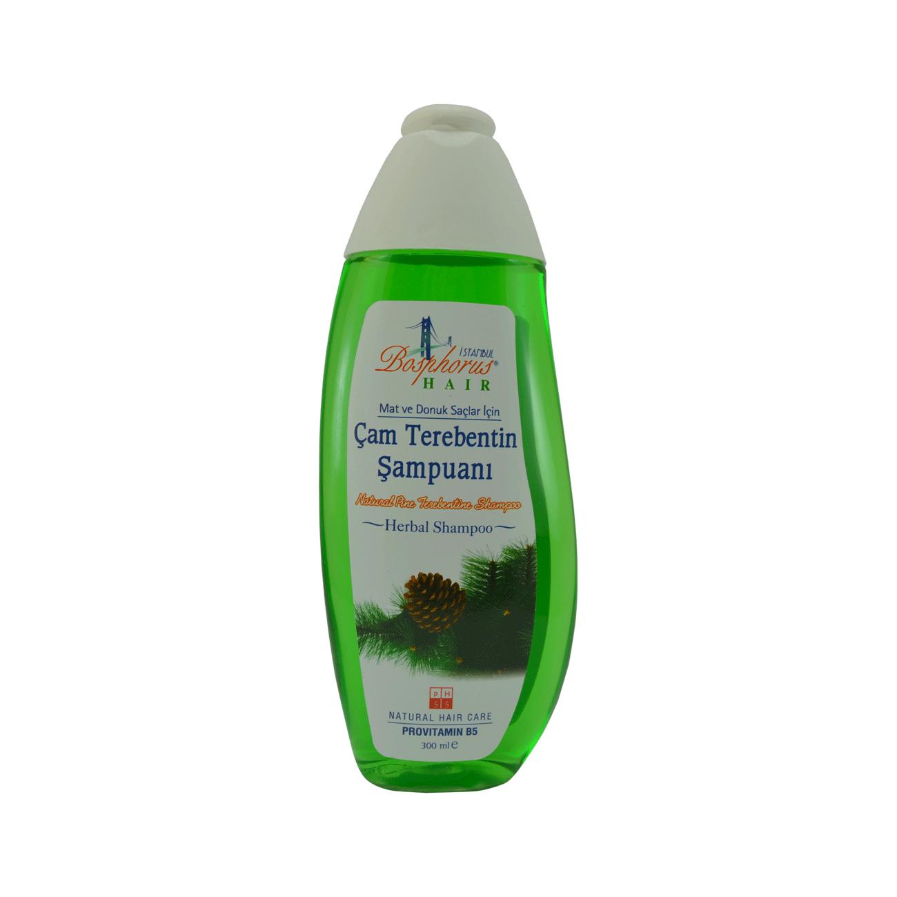 Bosphorus-Çam-Terebentin-Şampuanı